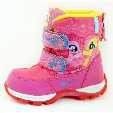 Сноубутсы MY LITTLE PONY