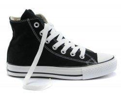 Кеды Converse Chuck Taylor All Star высокие черные