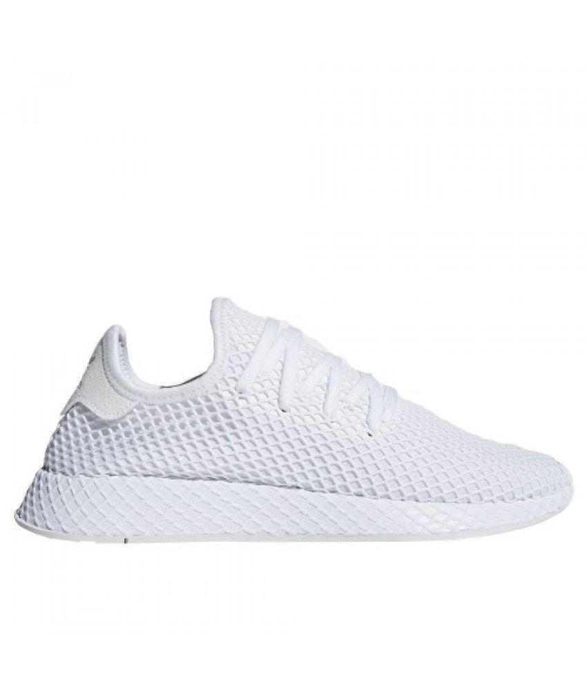 86725d16 Купить кроссовки белые Adidas Deerupt Runner в Минске