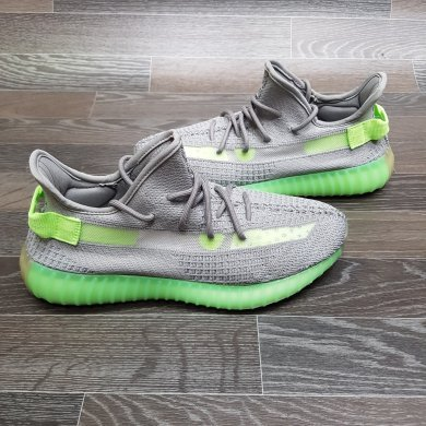 Кроссовки Adidas Yeezy Boost 350 V2 Grey Green