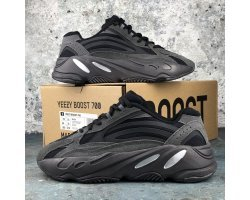 "Кроссовки Adidas Yeezy Boost 700 V2 ""Black Grey"""