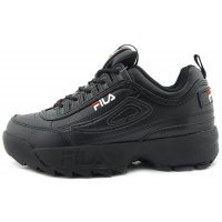 Кроссовки Fila Disruptor (Black)
