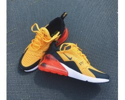 Nike Air Max 270 (Gold/Black)