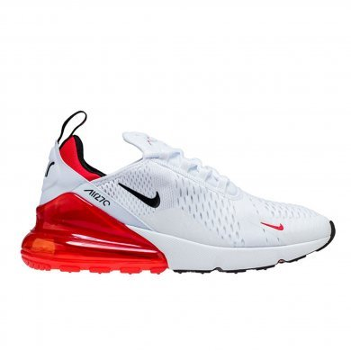 Кроссовки Nike Air Max 270 White/Red