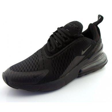 Nike Air Max 270 (Черные)