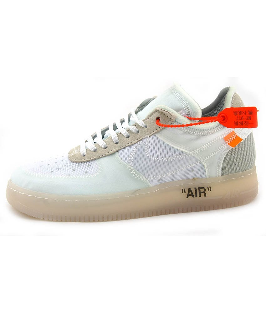 19eeefa6 Купить Кроссовки Nike Air Force 1 x Off White