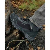 Ботинки черные мужские EDITEX ALASKA