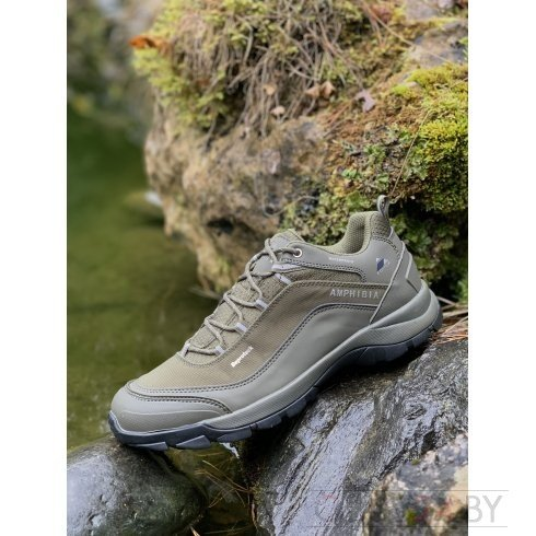 Ботинки зеленые мужские EDITEX AMPHIBIA (W981-9)