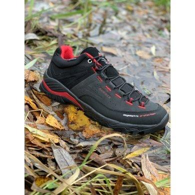 Ботинки черные мужские EDITEX HUMMER (W921-8N-9)