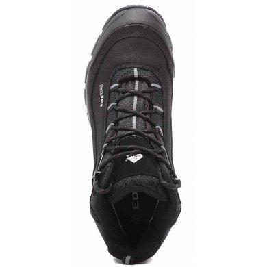 Ботинки черные мужские EDITEX AMPHIBIA (W682-1N)