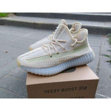 Кроссовки Adidas Yeezy Boost 350 V2 yellow grey