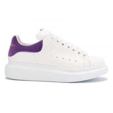 Кроссовки Alexander Mcqueen фиолетовые