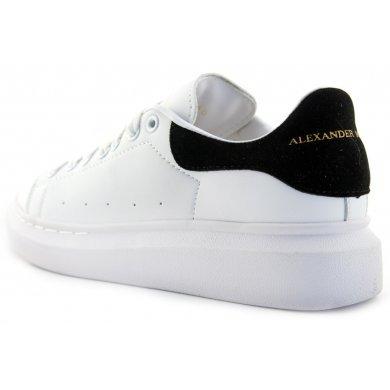 Кроссовки Alexander Mcqueen черные