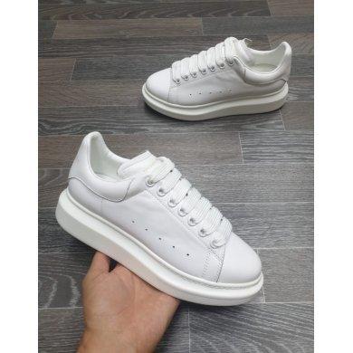 Кроссовки Alexander Mcqueen белые