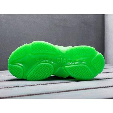 Баленсиага кроссовки зелёные