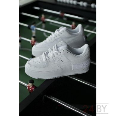 кроссовки  Nike Air Force 1 Shadow White