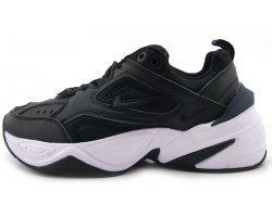 Кроссовки черные Nike M2K Tekno