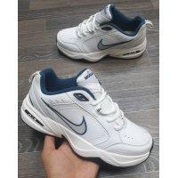 Кроссовки белые Nike Air Monarch