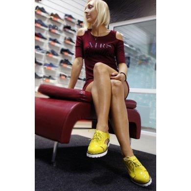 Женские туфли летние