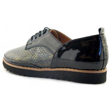 Туфли женские змеиные SandM