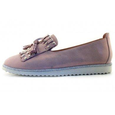 Женские туфли летние SandM