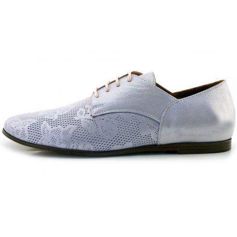 Туфли женские кожаные SandM