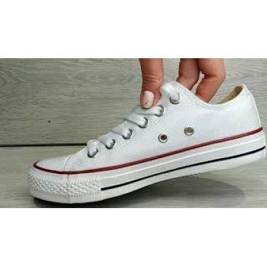 Кеды низкие Converse All Star белые